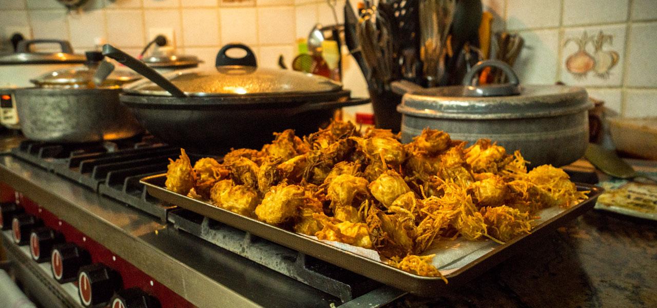 Table d'hotes cuisine produits locaux et artisanal