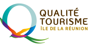 Logo Qualité Tourisme Gîte et Chambres d'hotes à La Réunion