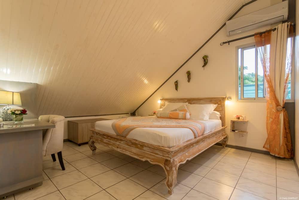 Gîte Petite île chambre double