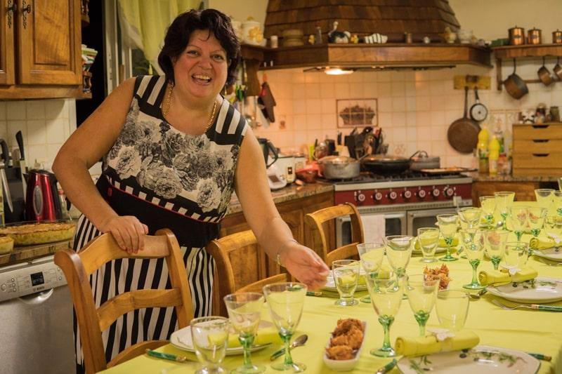 Christine Hoarau Gîte à La Petite-Île L'Orkymel