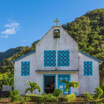 Plaine des Grègues à La Réunion